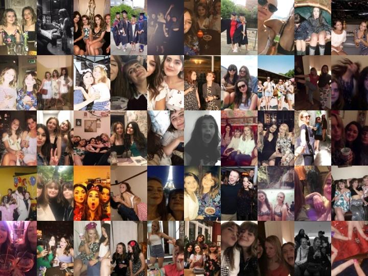 GALENTINE'S DAY: FemaleFriendships